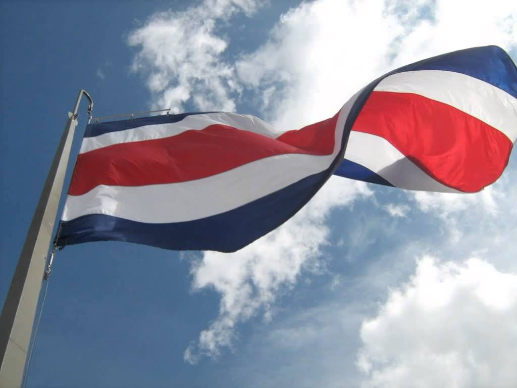 bandera de CR