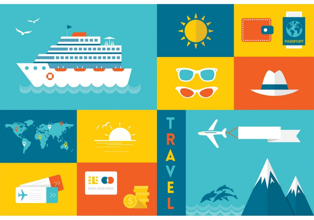 free-flat-travel-vector-icons