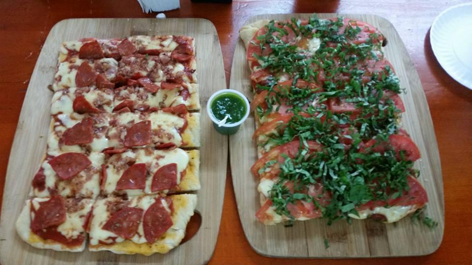 pizza pata