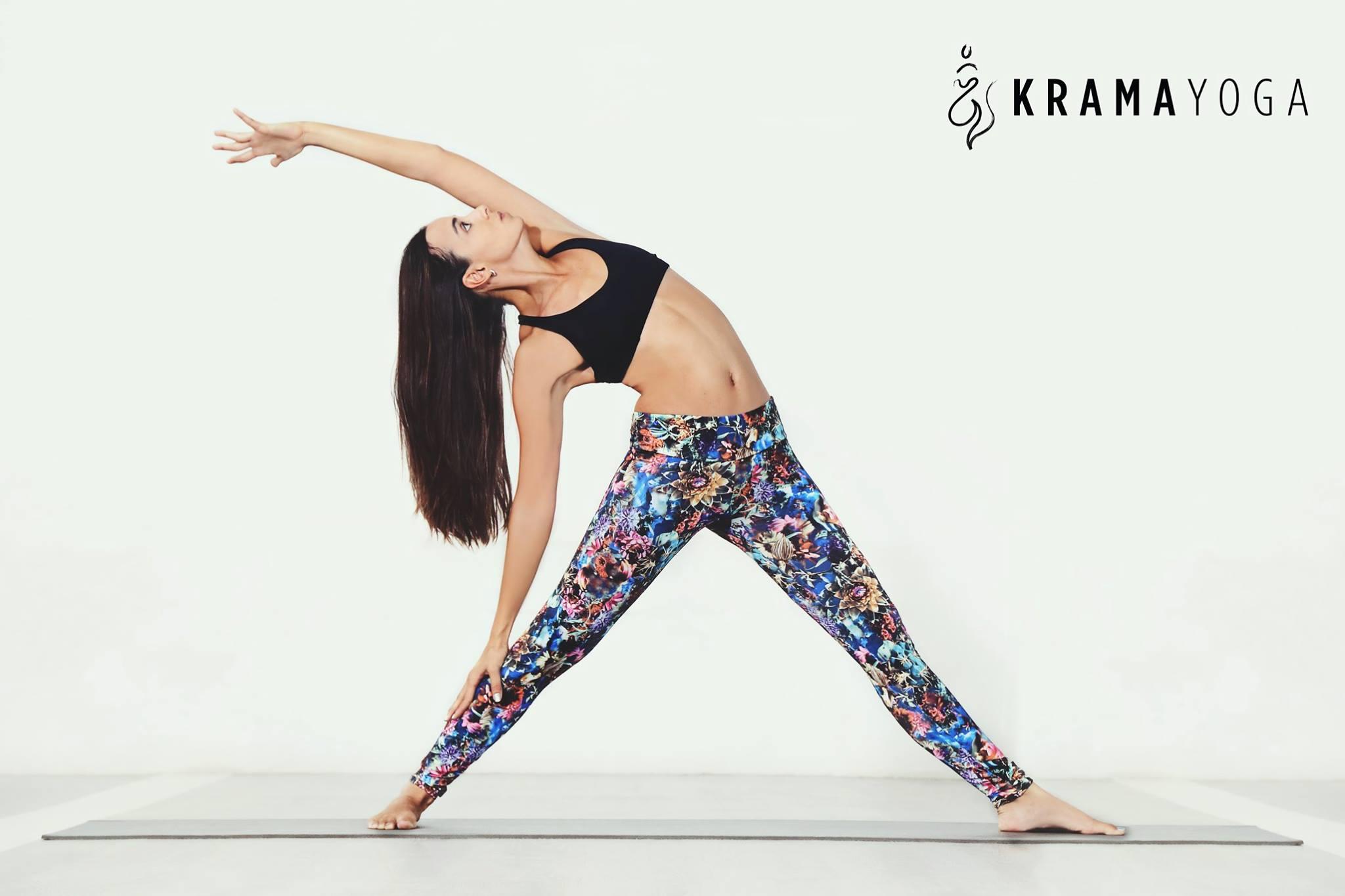 krama yoga antigravity