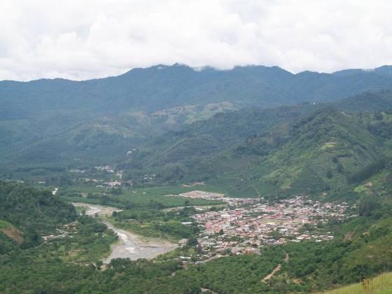 Facebook: Mirador De Orosi Valle de Orosi