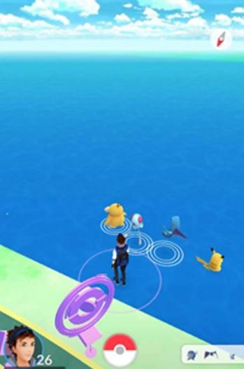 Pokemon Puntarenas