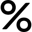 porcentaje logo