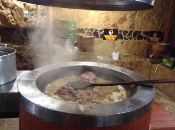 Chicharronera Cacique Acserí