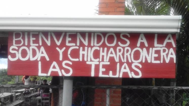 Chicharronera Las Tejas