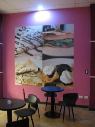 Cafeteria Creperie 95 Grados