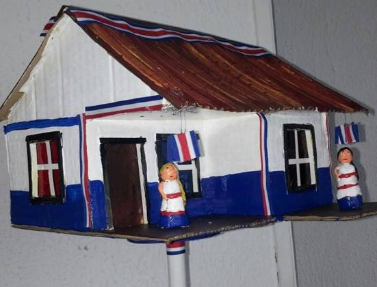 Inspirados en casas de Escazú