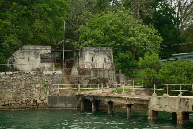 Isla de los Hombres Solos
