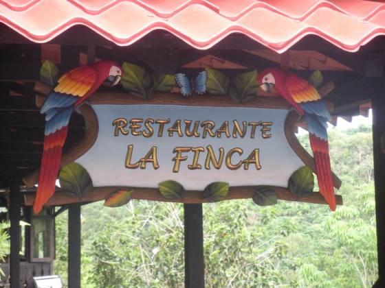 Restaurante La Finca Sarchí
