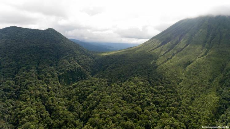 Cerro Chato y Volcán Arenal
