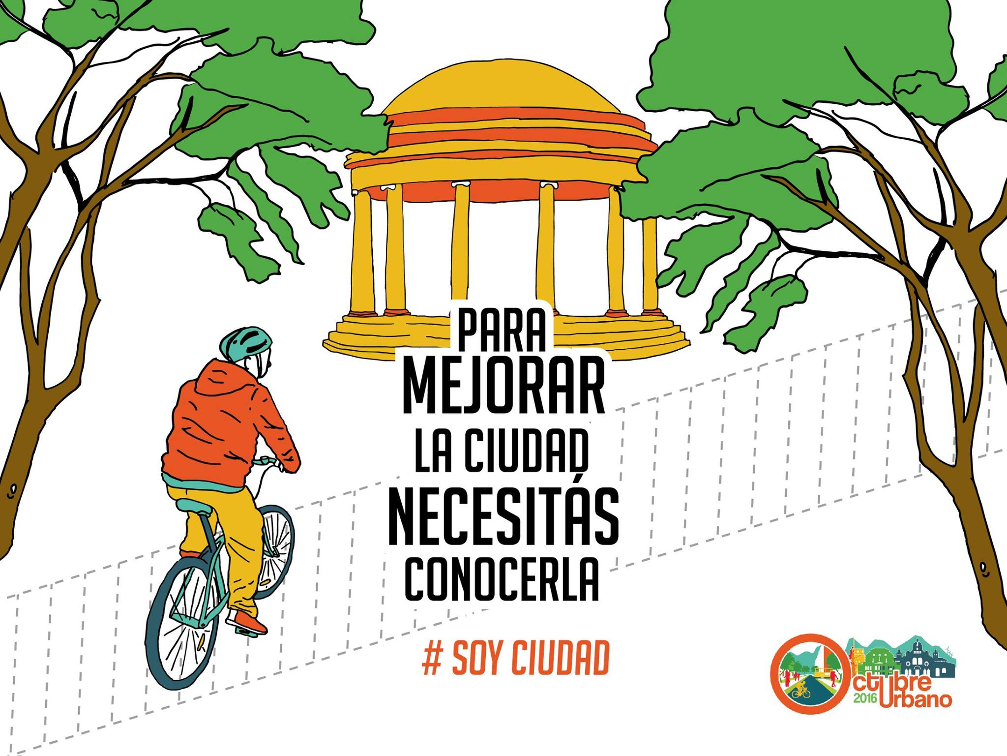 FB: Octubre Urbano