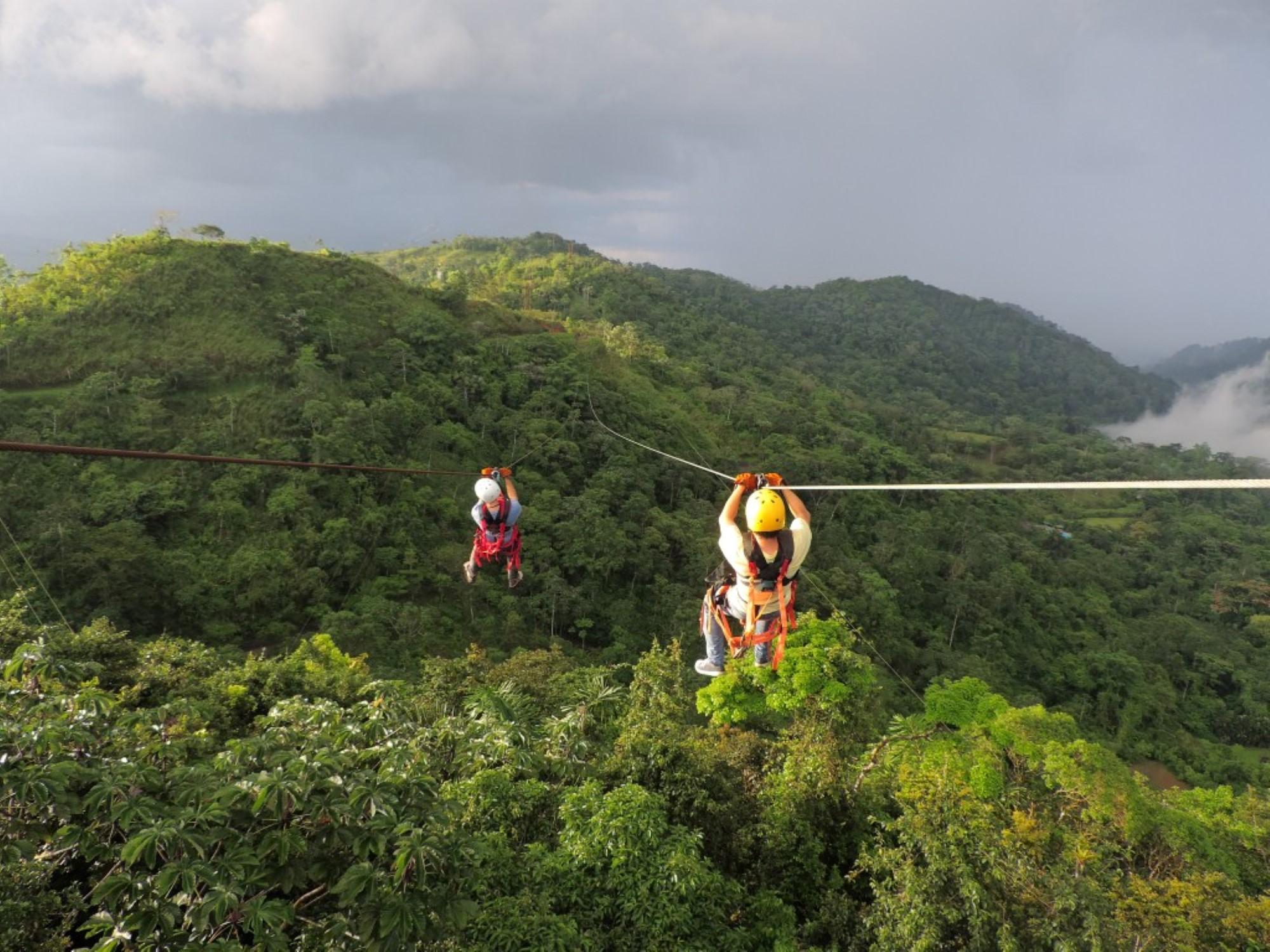 Canopy San Lorenzo & Guía de lugares para hacer Canopy | Conozca su Cantón