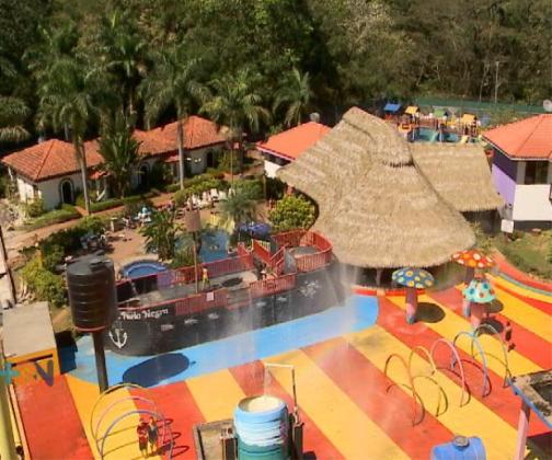 Parque Acuatico Villas Fantasia