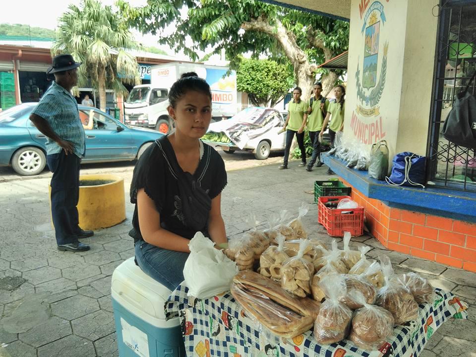 Foto tomada de FB Rosquillas y Tanelas Pueblo Viejo, Guanascaste