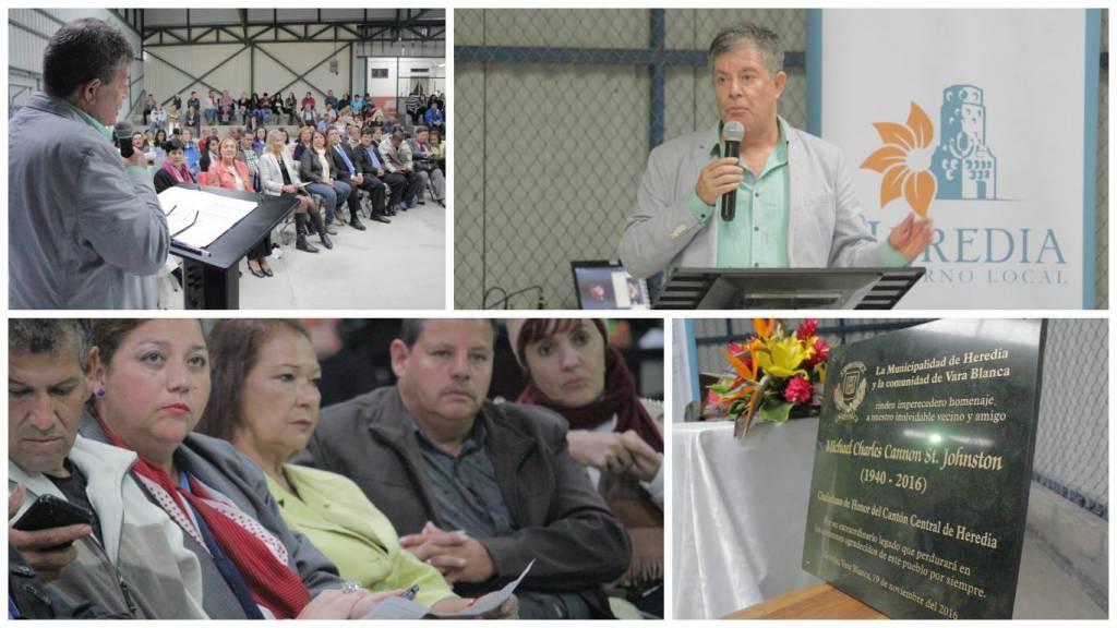 Foto: tomada del Facebook de la Municipalidad de Heredia.