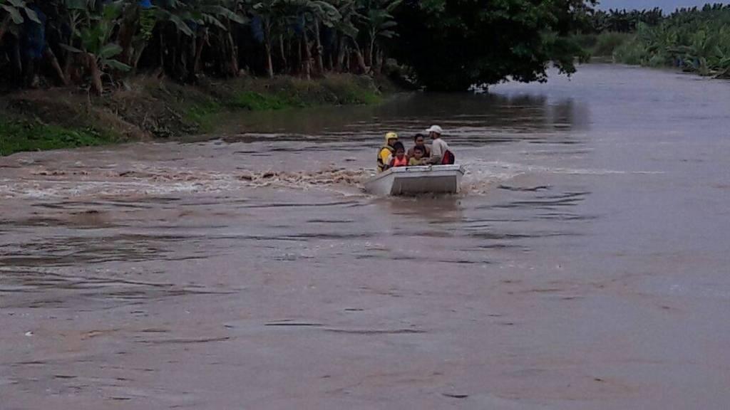 Foto: tomada del Facebook del Benemérito Cuerpo de Bomberos de Costa Rica