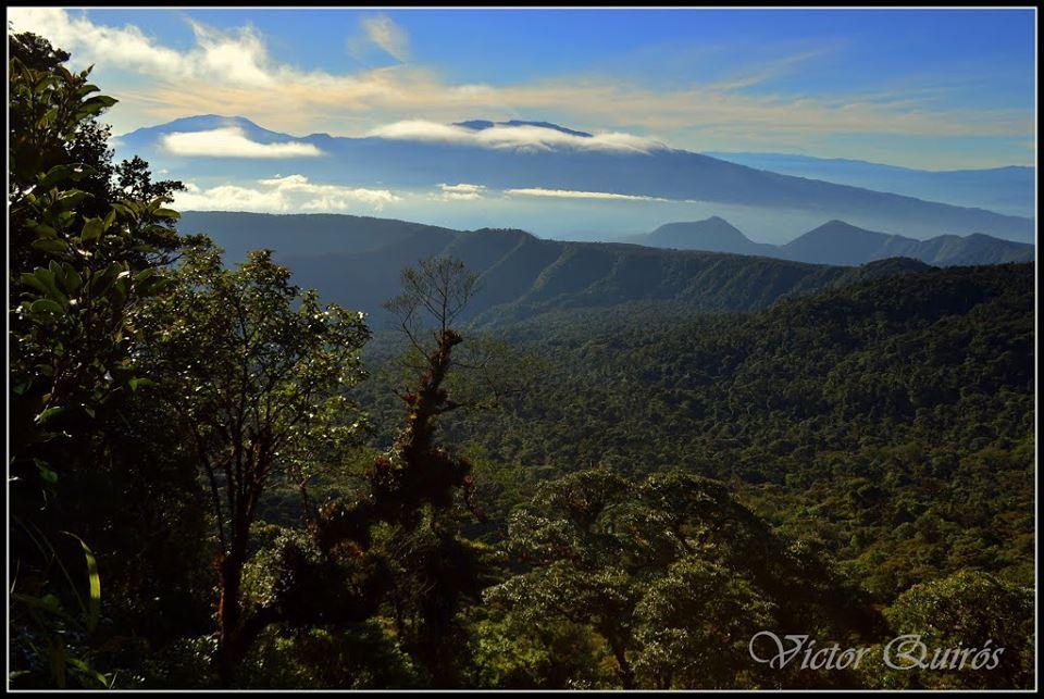 Foto tomada de FB Parque Nacional Braulio Carrillo Sector Volcán Barva