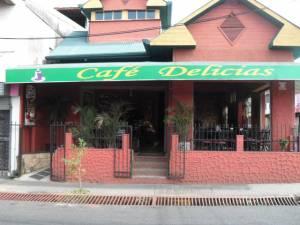 Cafetería Delicias #1 Alajuela