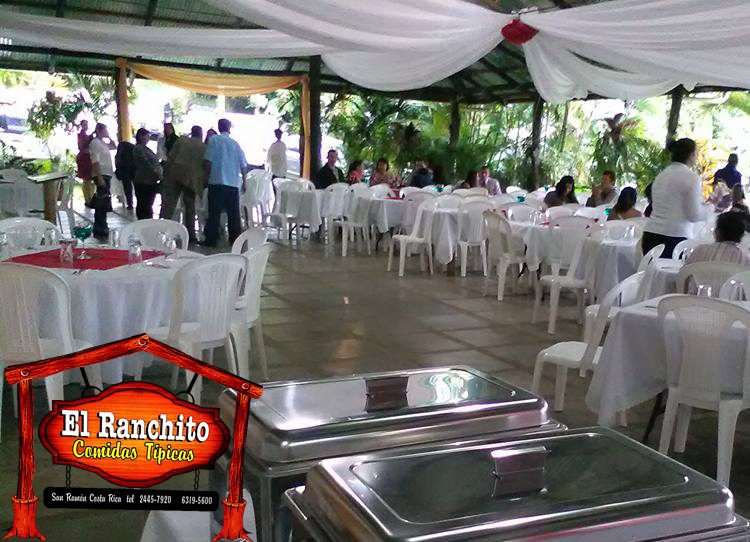 Catering service en San Ramón de Alajuela