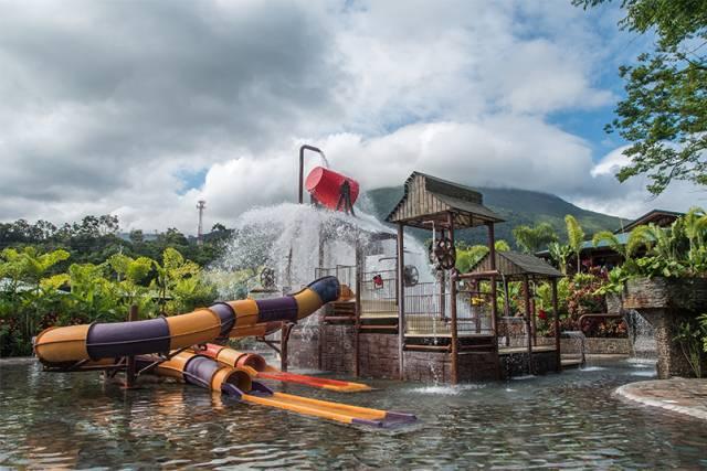Kalambu Hot Springs