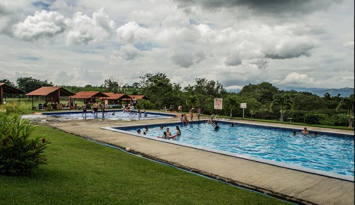 Parque recreativo los Manantiales
